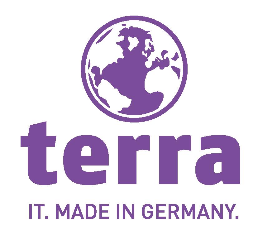 TERRA lila unterzeile