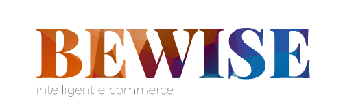 opzet logo bewise commerce